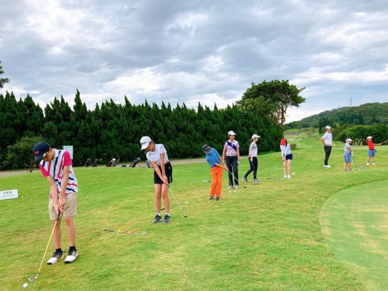 青少年高爾夫學院2