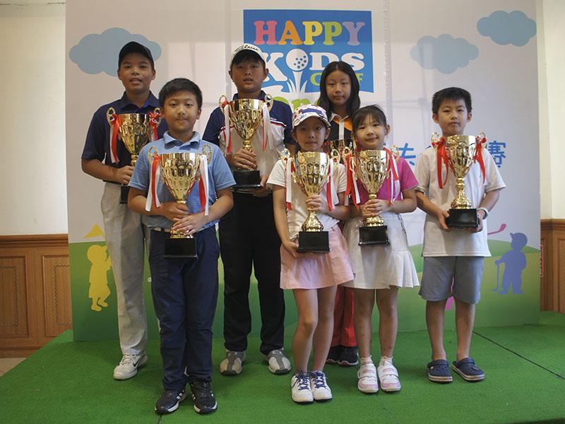 【賽事新聞稿】2020 第十二屆台灣兒童高爾夫公開賽
